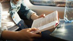 Путешествие с книгой: что почитать в пути?
