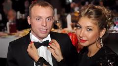 Жена Дениса Глушакова: фото