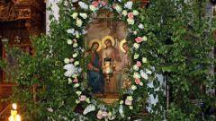 Когда День Святой Троицы в 2019 году у православных