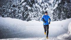 Зимняя пробежка. Плюсы и минусы