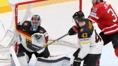ЧМ-2019 по хоккею: обзор матча Канада - Германия