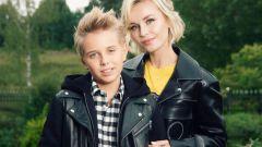 Дети Полины Гагариной: фото
