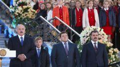 Дети Александра Лукашенко: фото