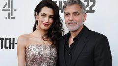 Дети Джорджа Клуни: фото