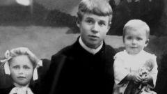 Дети Сергея Есенина: фото