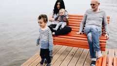 Дети Александра Гордона: фото