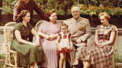 Дети Георгия Жукова: фото