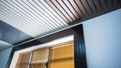 Как самому собрать алюминиевый реечный потолок