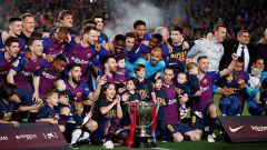 Итоги Чемпионата Испании по футболу 2018-2019