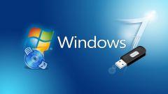 Как windows 7 установить с флешки