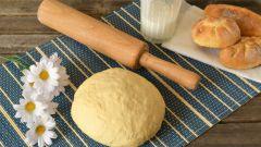 Рецепт теста для пирогов: простой, бюджетный и универсальный