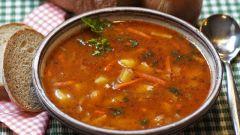 Как приготовить сытный овощной суп в мексиканском стиле
