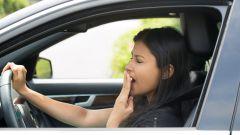 Как не засыпать за рулем на дальних дистанциях
