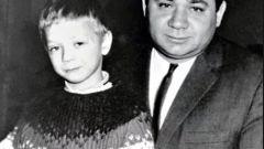 Дети Евгения Леонова: фото