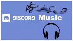 Как в дискорде включить музыку из ВК