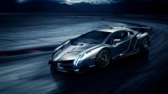Lamborghini Veneno: описание и технические характеристики