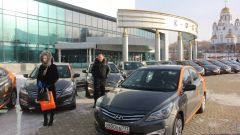 Как заправить Делимобиль в Екатеринбурге