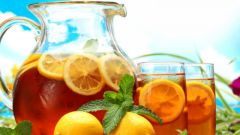 Как приготовить полезный лимонад в домашних условиях
