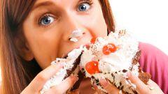 Как побороть тягу к сладостям
