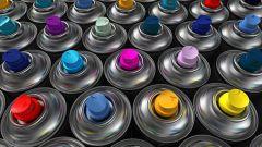Какая бывает краска-спрей для автомобилей