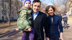 Дети Егора Бероева: фото