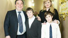 Дети Анны Михалковой: фото