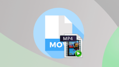 Как MOV перевести в MP4