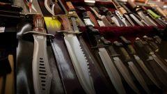 Как не попасть под статью за ношение ножа