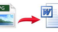 Как jpg перевести в word для редактирования онлайн