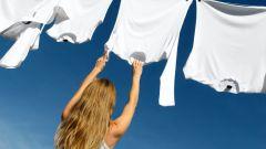 Как отбелить белые вещи подручными средствами