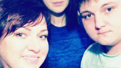 Дети Ольги Картунковой: фото