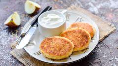 Сырники из творога: классический рецепт