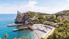 Когда лучше отдыхать в Крыму?
