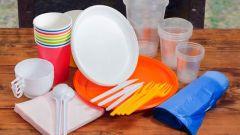 Как правильно использовать пластиковую посуду