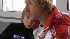 Сына Яны Рудковской увезли на скорой после тренировки