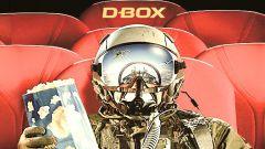 D-BOX 3D: что это такое в кинотеатрах