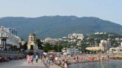 Ялта - жемчужина Черного моря