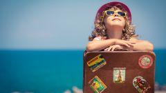 Отдых на море с ребенком, больным атопическим дерматитом