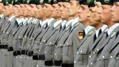 Как берут в армию в Германии