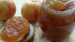 Как сварить густое яблочное повидло