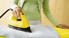 Как почистить подошву утюга от нагара