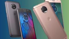 Как отличаются смартфоны Motorola Moto G5S и Moto G5S Plus?