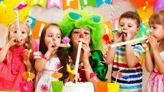 Как подготовить и провести день рождения ребенка