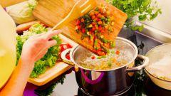 Как правильно варить пищу