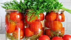 Как приготовить вкусные помидоры на зиму с сельдереем