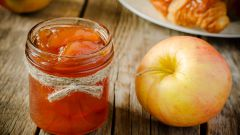 Как приготовить прозрачное варенье из яблок
