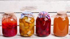 Как приготовить компот из яблок и сливы