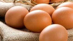 Как правильно обращаться с куриным яйцом