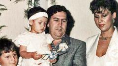 Дети Пабло Эскобара: фото