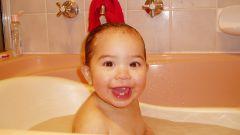 5 травяных ванн для детского купания